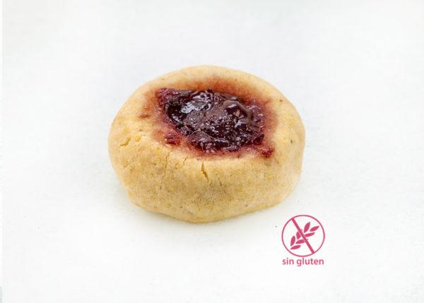 Galleta Bocado de Cereza (sin gluten)